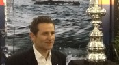 Andy Hindley - the COO at America's Cup Race Mangement