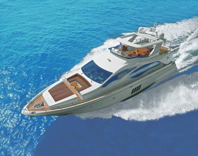 Azimut 84 Superyacht
