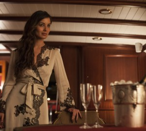 Huge charter special for the 56m Sailing Yacht REGINA 'starring' in the new James Bond movie SKYFALL