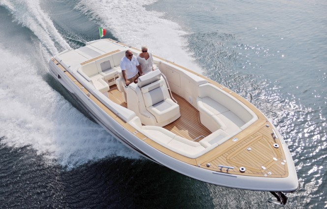 Colombo 32 Super Indios yacht tender