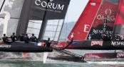 Energy Team and Emirates Team New Zealand