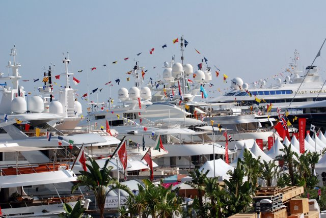 Great success for Monaco Yacht Show 2012