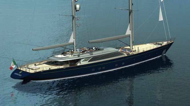 Hull C.2232 superyacht