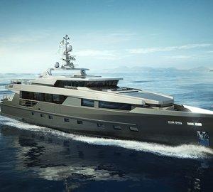 Admiral Tecnomar Group sells Motor Yacht IMPERO 37 RPH
