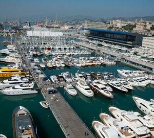 The 52nd Genoa International Boat Show to start on Saturday