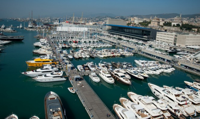 International Boat Show of Genoa
