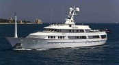 Luxury charter yacht Legend (ex Jamaica Bay)