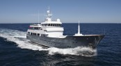 Luxury Expedition Yacht AXANTHA II by JFA Yachts