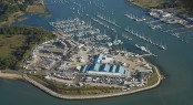 MDL´s Hamble Point Marina in the UK