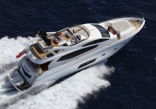 Manhattan 73 Yacht by Sunseeker