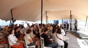 Marina Port Vell 2012 Monaco Yacht Show Press Conference Audience