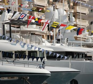 This year's Monaco Yacht Show attended by 33,000 participants