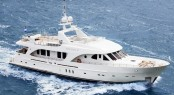 Moonen 97 superyacht Alaska