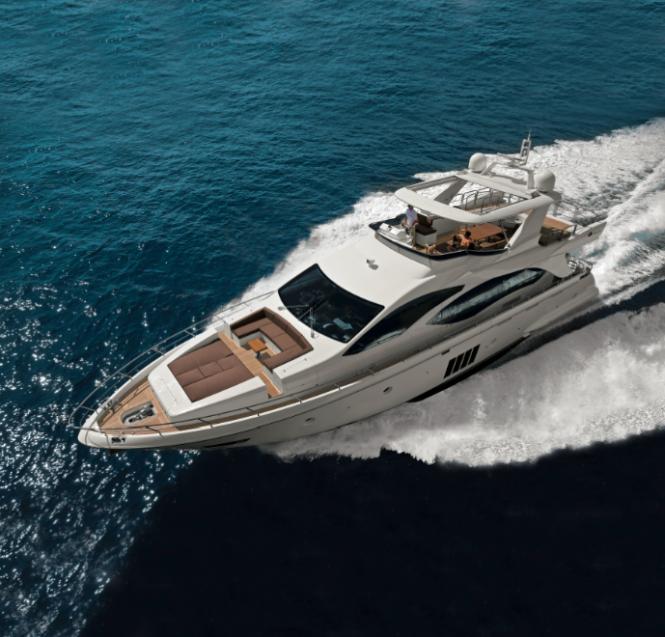 Motor Yacht Azimut 84
