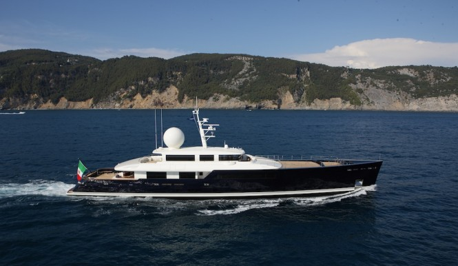 Motor Yacht Galileo G by Perini Navi Group