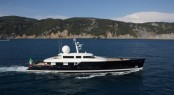 Motor Yacht Galileo G from the Vitruvius Series by Perini Navi Group