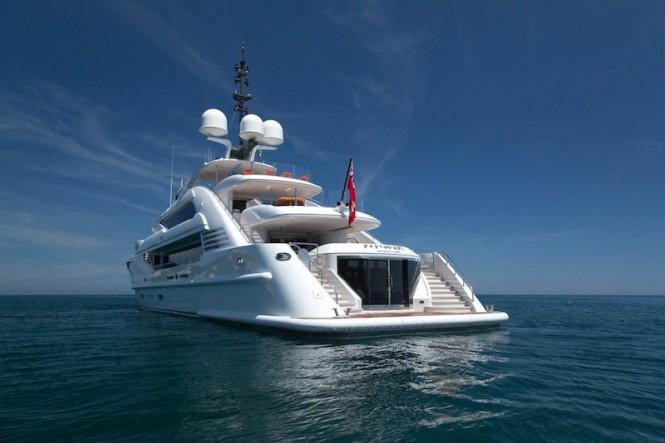 Motor Yacht Papi du Papi - Photo Credits @ Marc Paris