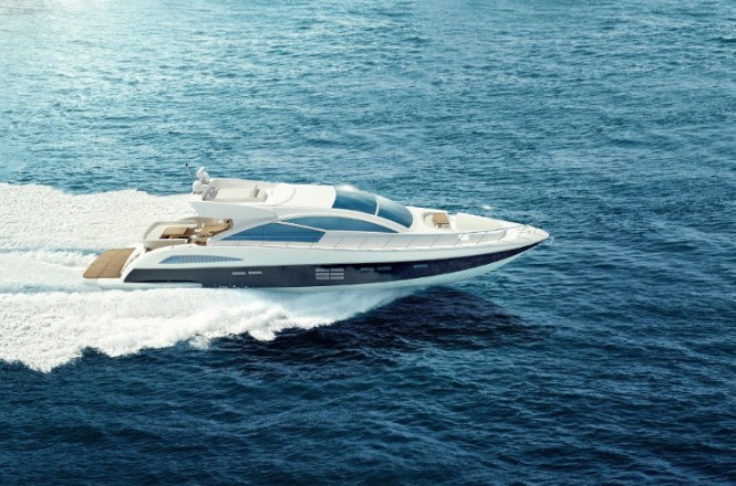 Phantom 800 superyacht by Schaefer Yachts
