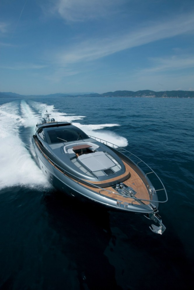 Riva 86 Domino Yacht