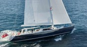 Sailing yacht Antares III designed by Dixon Yacht Design