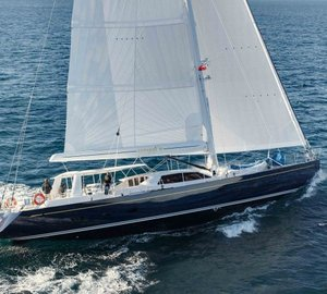 Dixon Yacht Design's superyacht Antares III wins ISS Award