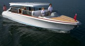Slow Running top up - Hodgdon Hull 413 Yacht Tender