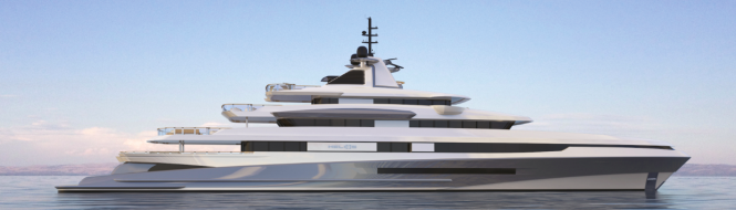 Superyacht HELIOS by Axis Horacio Bozzo Design for Benetti Design Innovation Project
