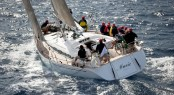 Swan 53 sailing yacht Music  - Photo by ForzaPro Di - Gianfranco Forza 2012