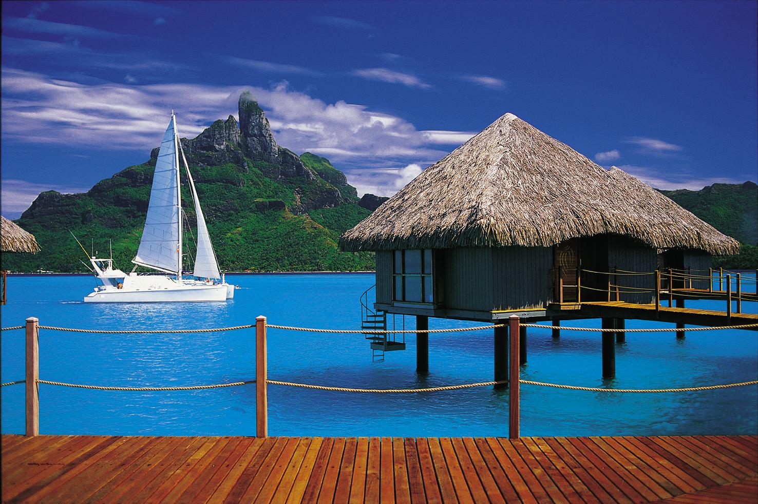 Club Med Bora Bora Foro de las Islas de la Sociedad
