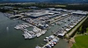 The Gold Coast International Marine Expo will host the Nautilus Insurance Melbourne Cup Luncheon on November 6 at the Gold Coast City Marina Shipyard M