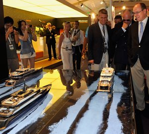 A very busy Monaco Yacht Show 2012 for CMN Yachts