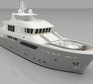 New 115-foot Horizon Expedition Yacht EP115 Sold