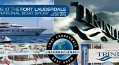 Trinity Yachts to attend the 2012 Fort Lauderdale Boat Show
