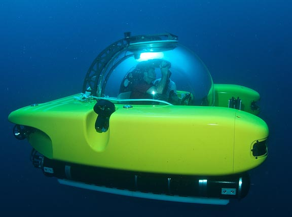 Triton 36000 Full Ocean Depth Submersible