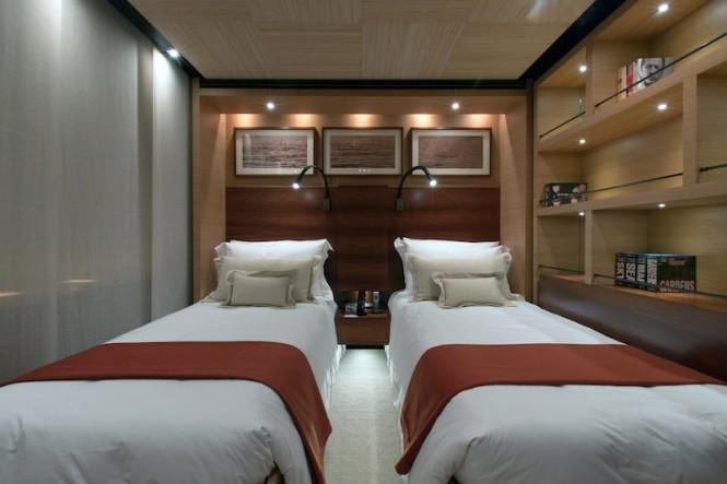 Twin-Papi Du Papi yacht - Photo Credits @ Marc Paris