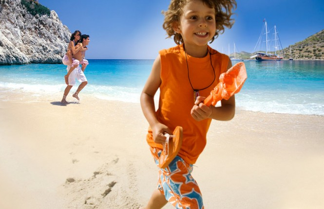 Your perfect family vacation in Turkey - Image courtesy of Tourism Turkey
