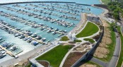Chicago's 31st Street Harbour Superyacht Marina