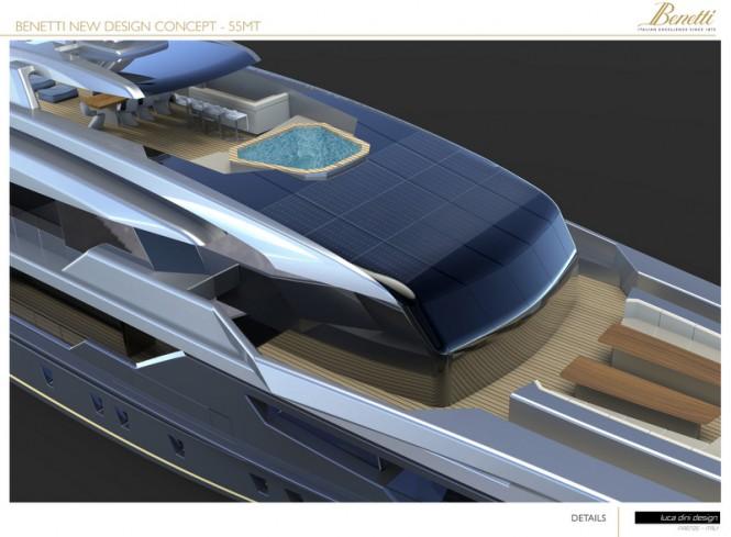 55m Luca Dini Superyacht Concept