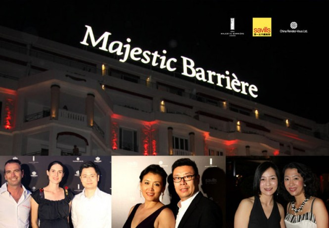5th China Night held in the iconic Hotel Majestic Barriere