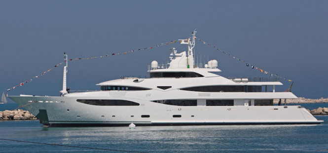 60m Super Yacht Mimtee by CRN