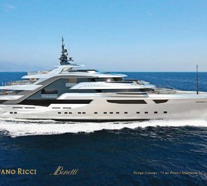 LUCA DINI in partnership with STEFANO RICCI fashion firm for BENETTI DESIGN INNOVATION PROJECT