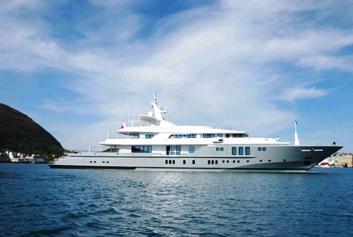 73m Nobiskrug megayacht SIREN