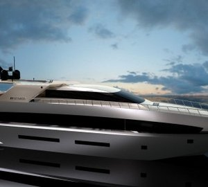 Egg and Dart Designed 42m Motor Yacht 'ANATOMIC' for SALE