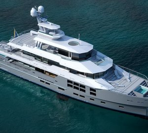 Expedition yacht STAR FISH damaged by fire at McMullen & Wing now for sale