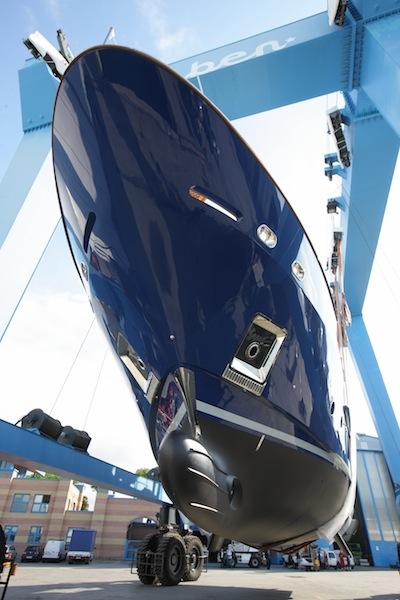 Benetti Delfino 93 super yacht ZAPHIRA (BD005)