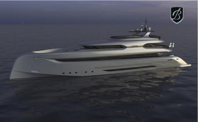 Bilgin 147 Superyacht by Bilgin Yachts