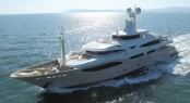 CRN 130 superyacht Darlings Danama