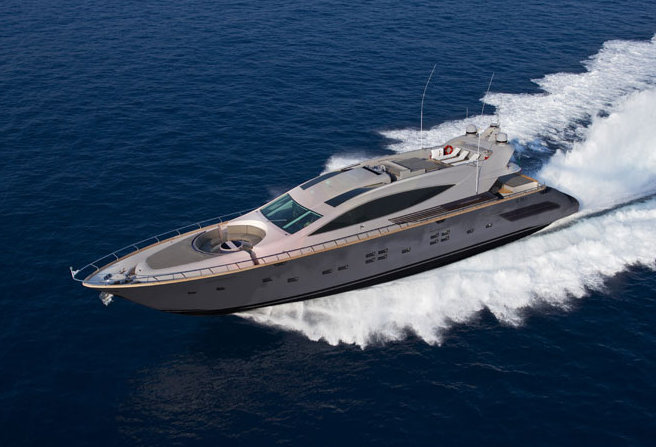 Cerri 102' superyacht