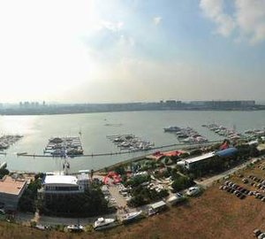 A very successful China (Xiamen) International Boat Show (CXIBS) 2012