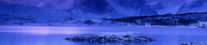 Cold Mountain Lake - Skarstad Norway